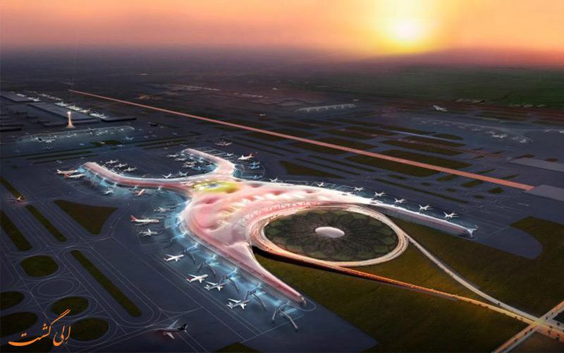 فرودگاه مکزیک