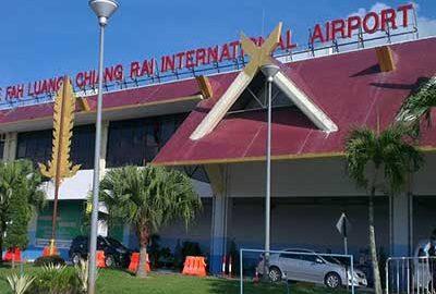 فرودگاه چیانگ رای تایلند-الی گشت