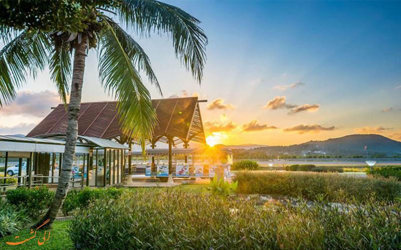 فرودگاه کوه سامویی-سفر به تایلند