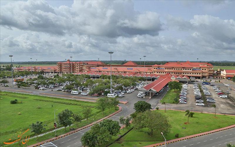 فرودگاه کوچین هند-مسیر دسترسی