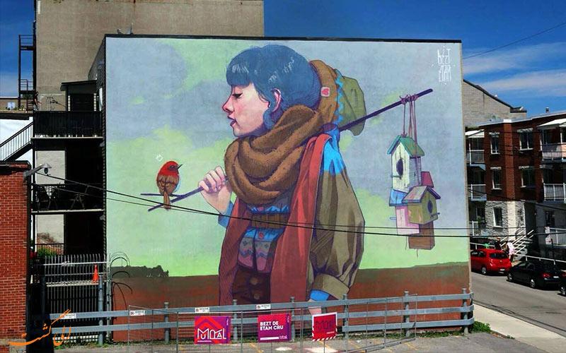 فستیوال های هنر خیابانی-بریستول