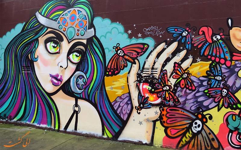 جشنواره های هنر خیابانی