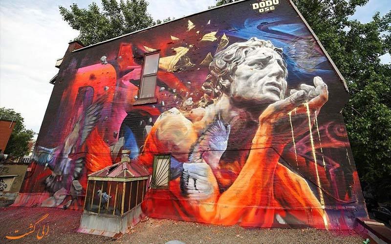 فستیوال های هنر خیابانی-جزیره آیبیزا