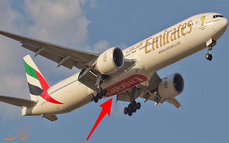 بدنه هواپیما