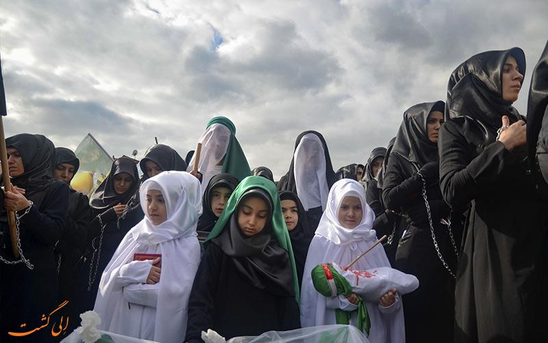 مراسم عاشورا در ترکیه