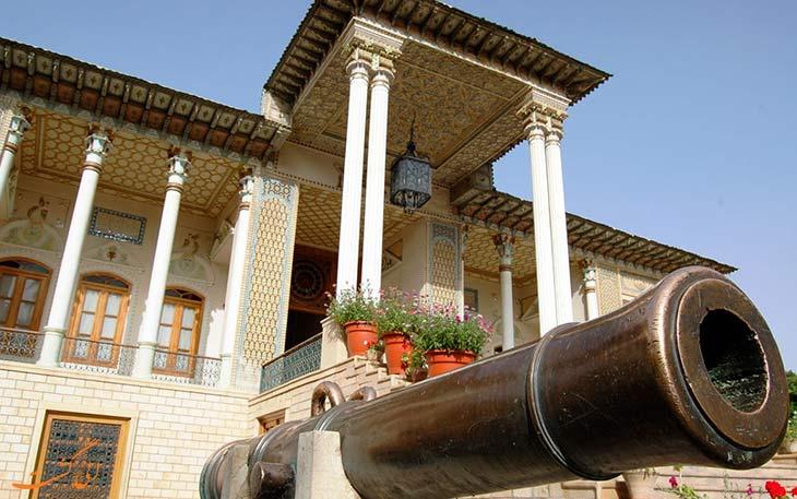 موزه-نظامی-باغ-عفیف-آباد