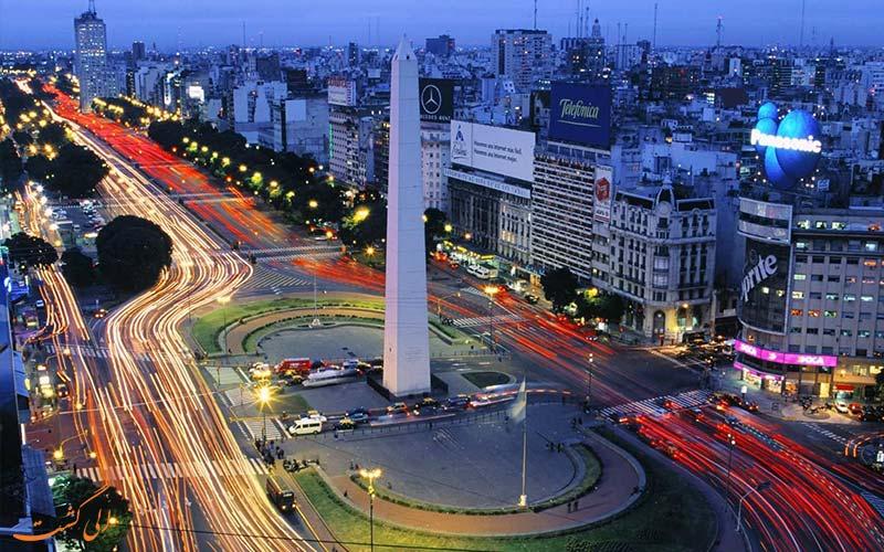 نکات سفر به آرژانتین-حمل و نقل