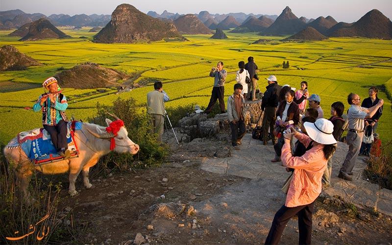 سفر به روستاهای چین