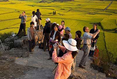 نکات سفر به روستاهای چین-الی گشت