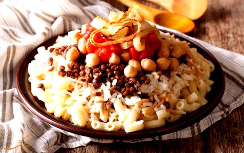 غذاهای مصر