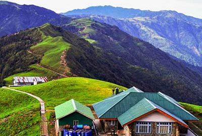 پارک ملی سینگالیا در هند-الی گشت