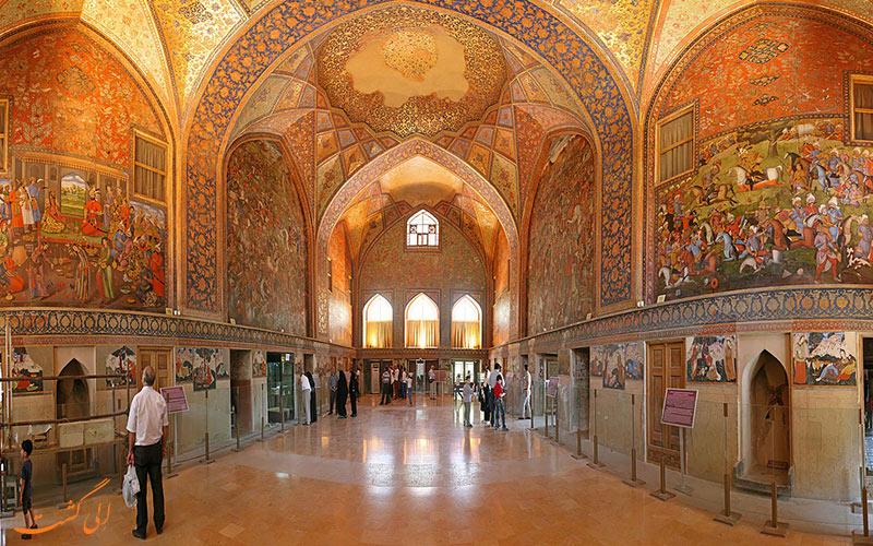 کاخ چهل ستون