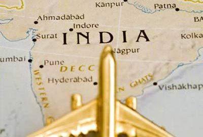 کلاس های پروازی هواپیماها به هند-الی گشت