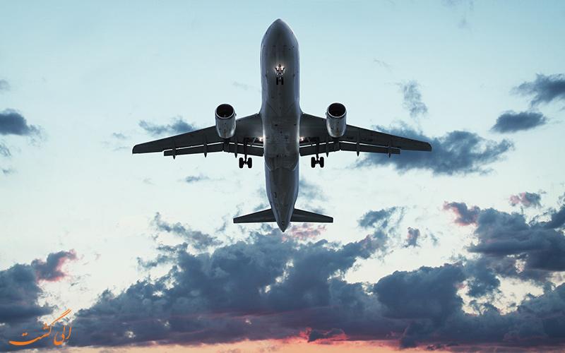با این هواپیمای فوق پیشرفته که مسافرانش را در هنگام حادثه نجات می دهد، آشنا شوید!