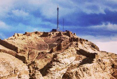 قلعه اردشیر در کرمان
