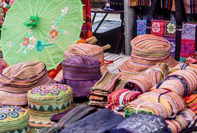 بازار باک های ویتنام