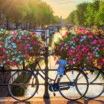 آیا می دانستید آمستردام پایتخت دوچرخه سواری دنیا است!
