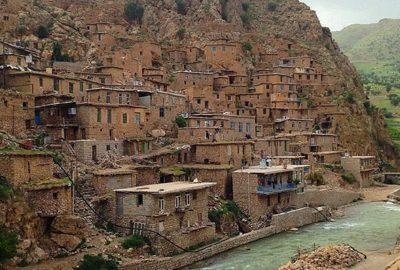 روستای هانی گرمله در کردستان