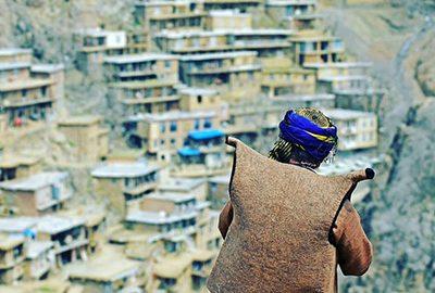 روستای تنگی سر در سنندج