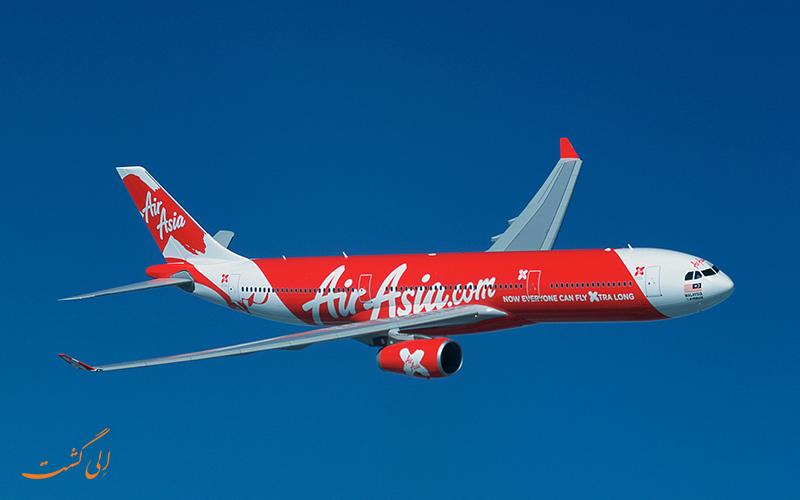 هواپیمایی های ارزان جهان