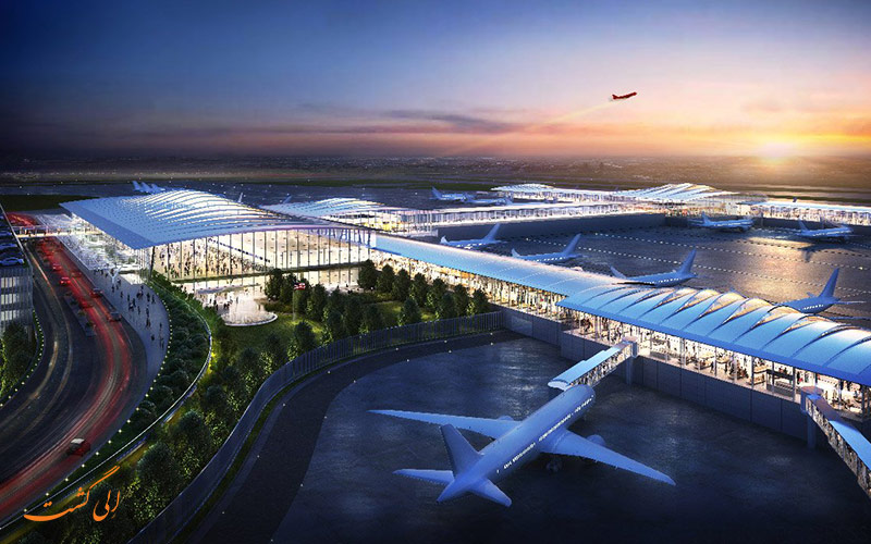 فرودگاه های دنیا