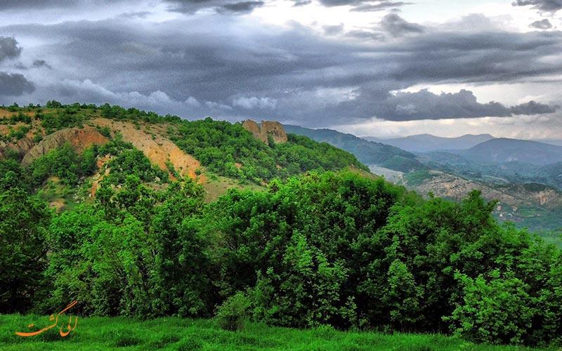 طبیعت گردی در بلغارستان
