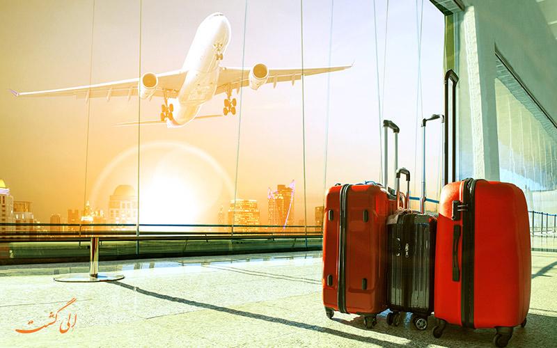 شلوغ ترین فرودگاه جهان