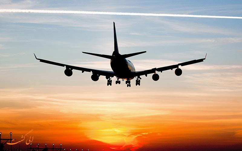 دلایل فرود اضطراری هواپیما