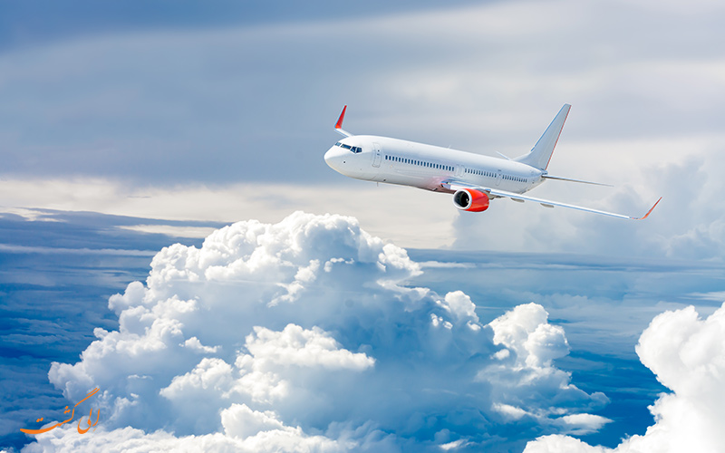 اثر تغییرات اقلیمی بر سفرهای هوایی