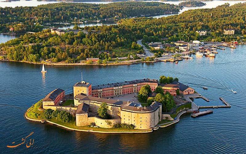 سوئد The Stockholm Archipelago