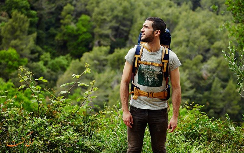 اگر در جنگل گم شدیم، چکار کنیم؟