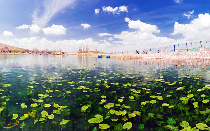 دریاچه سرآب نیلوفر