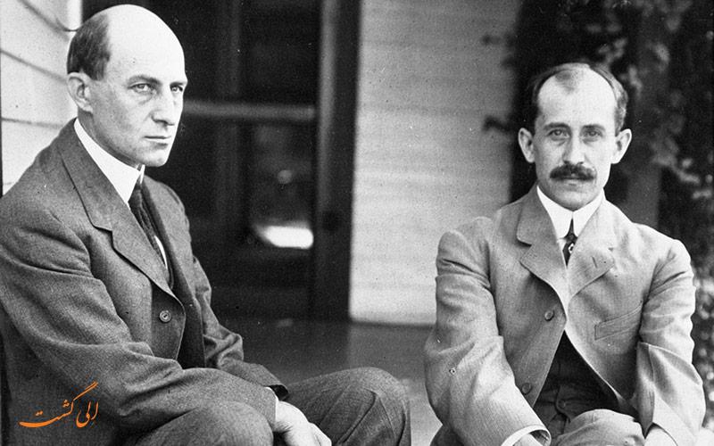 ویلبر و ارویل رایت