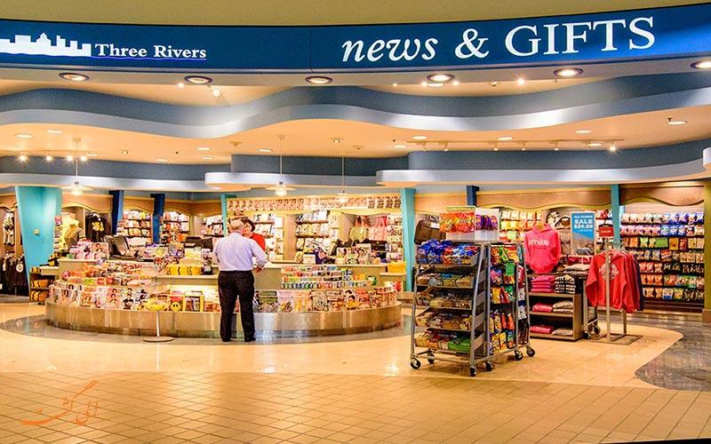 خرید در فرودگاه | سوغاتی