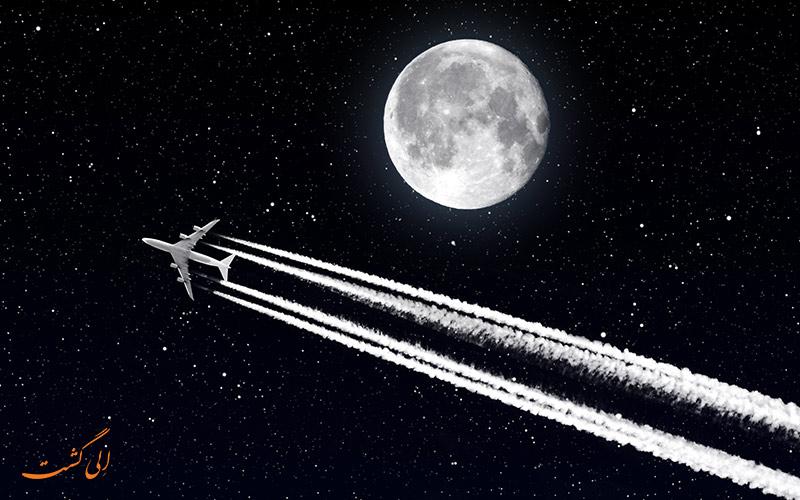 پرواز در ارتفاع