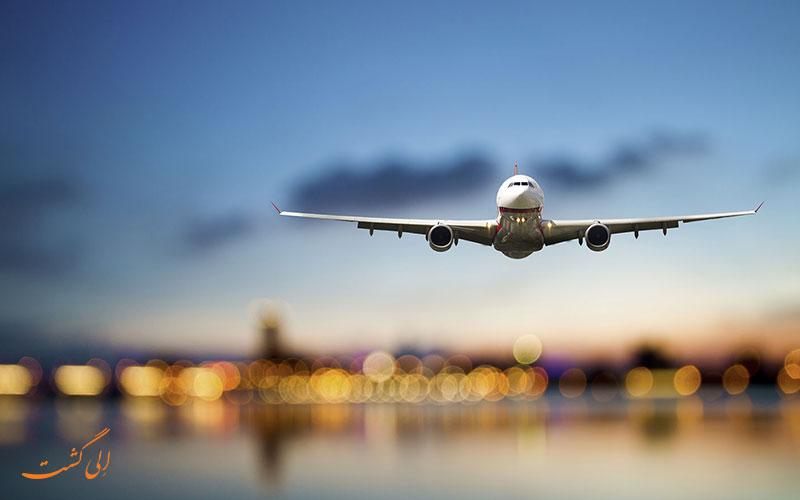 ترس از سفر هوایی