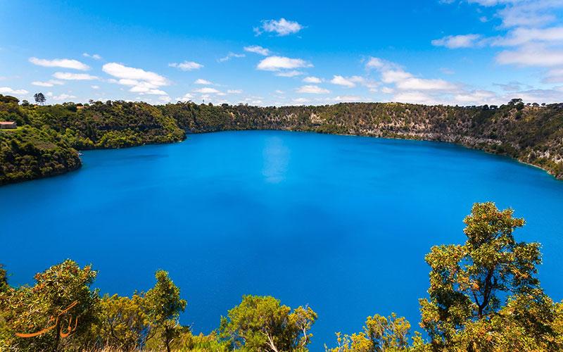 بلو لِیک | Blue Lake