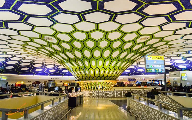 فرودگاه بین المللی دبی Dubai International Airport