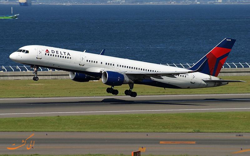 معرفی هواپیمای بوئینگ 757