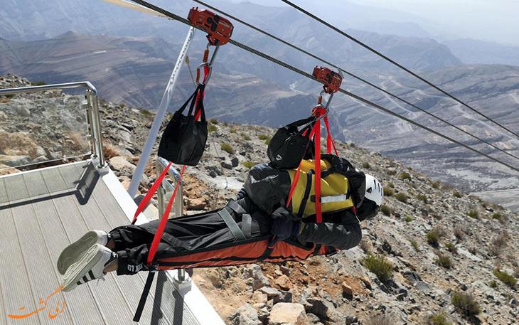 کوه جیص راس الخیمه