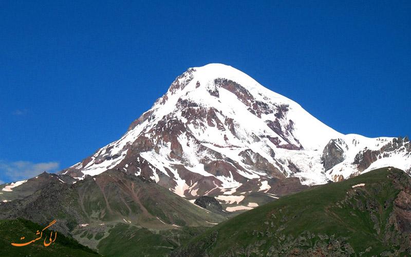 کوه قازبگی