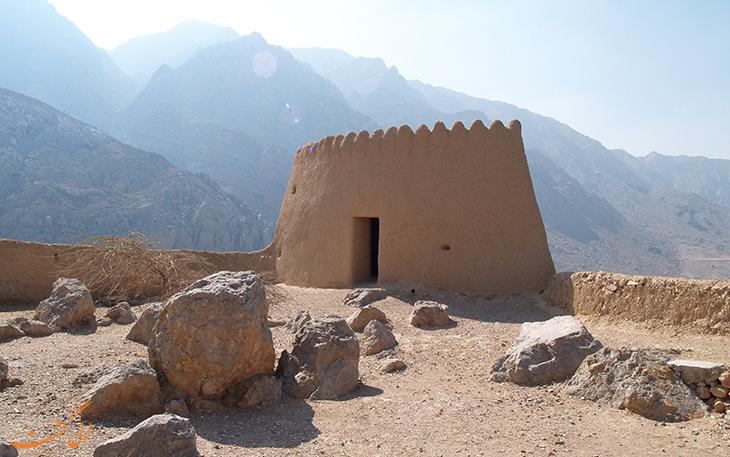 اماکن تاریخی راس الخیمه