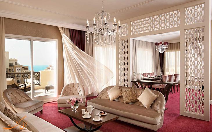 سوییت کینگ هتل رکسوس باب البحر