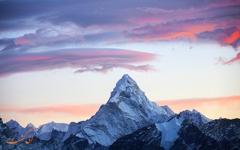 اما دابلام، نپال شرقی