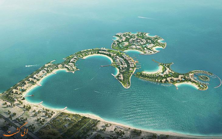 جزیره المرجان راس الخیمه