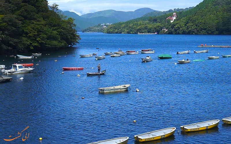دریاچه آشی