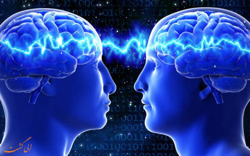 از طریق فکر کردن با یکدیگر ارتباط برقرار نمایند
