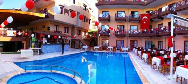 معرفی هیمروس بیچ هتل