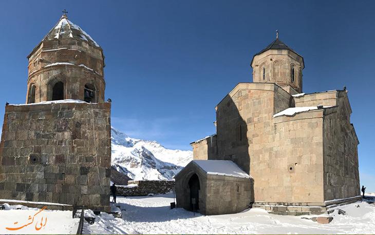 معماری کلیسای ترینیتی گرگتی