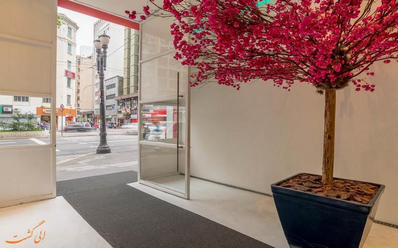 هتل 4 ستاره نورماندی دیزاین سائوپائولو